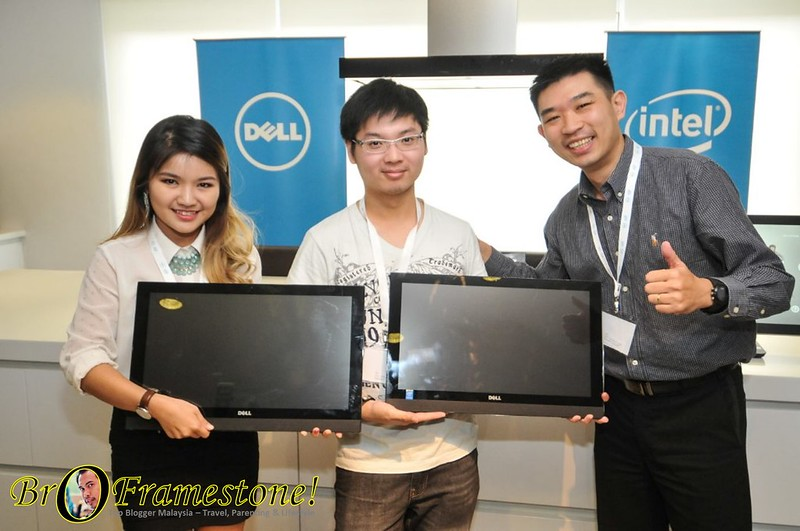 Pemenang Dell Inspiron 20 3000 All-in-One Desktop