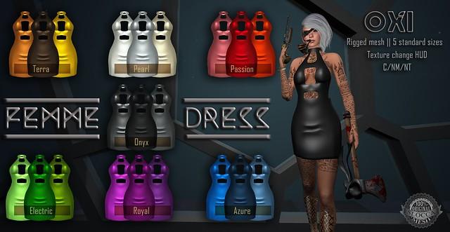 OXI - Femme Dress