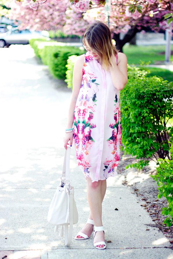 Shirt dress spring trend