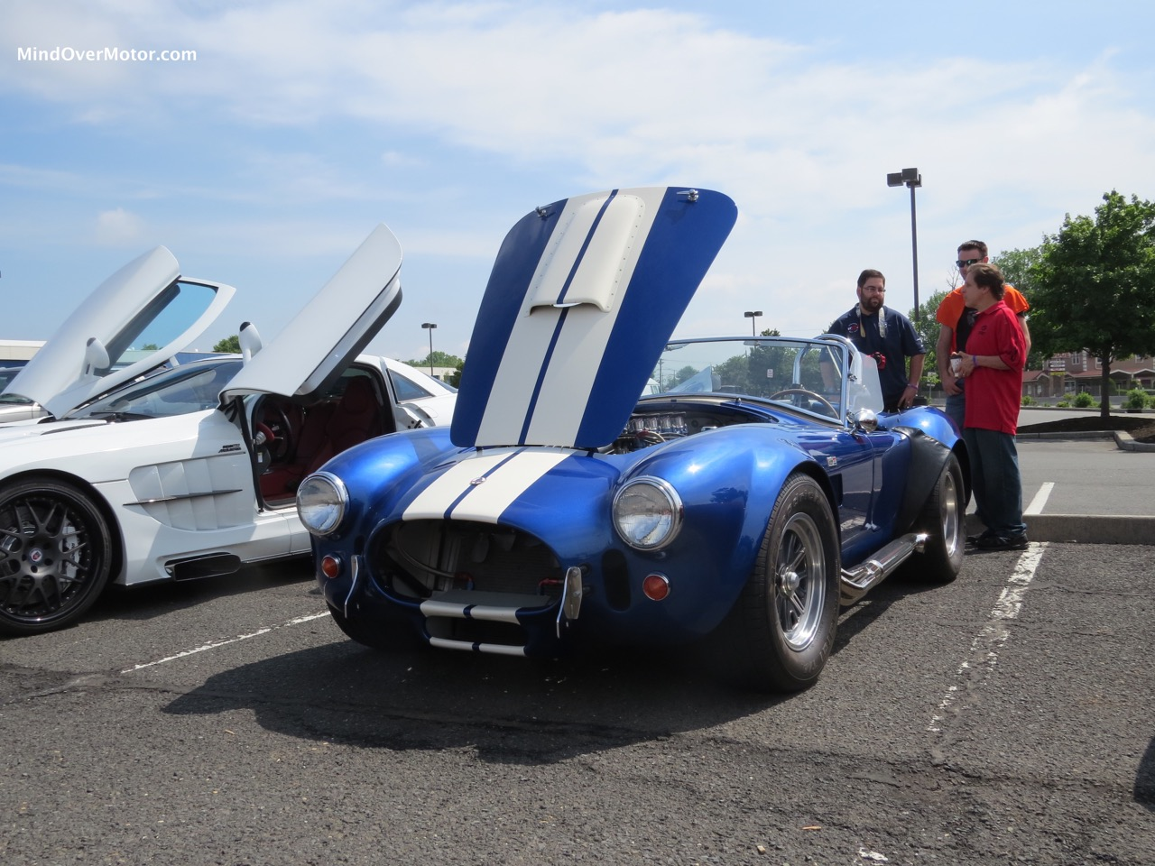 Shelby Cobra Continuation