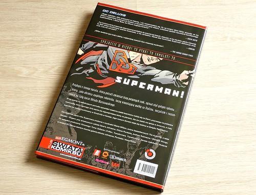 DC Deluxe 12 Syperman Czerwony Syn