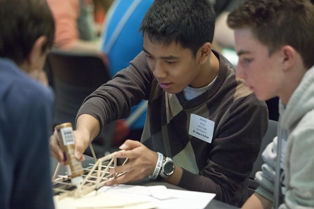 College of DuPage Hosts 2015 Engineering Olympics