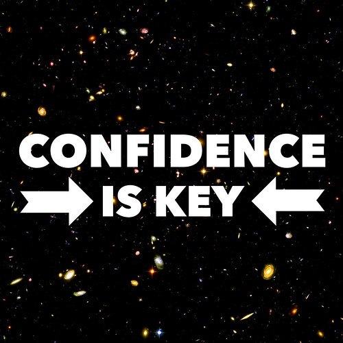 Confidence blog