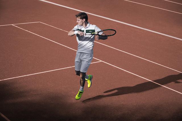David Goffin Roland Garros outfit