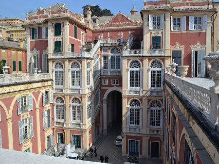 Palazzi dei Rolli din Genova reale 5