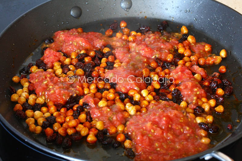 ARROZ PASAS Y GARBANZOS-8