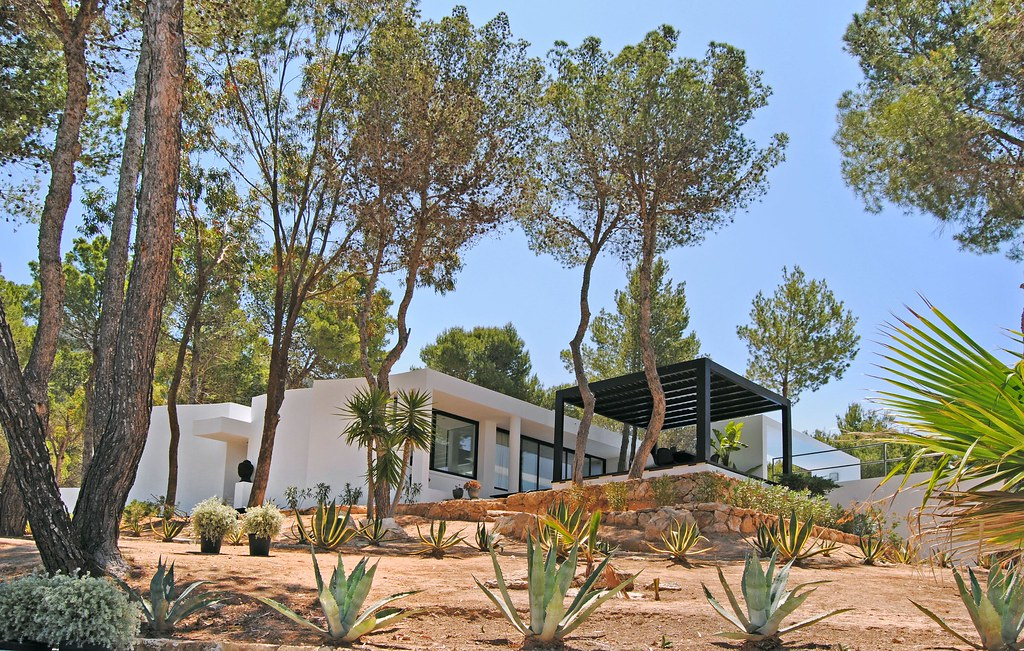 Ibiza Villa Meridiana Olivers Travels