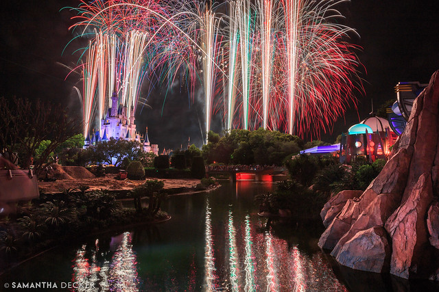 Wishes from Tomorrowland Bridge