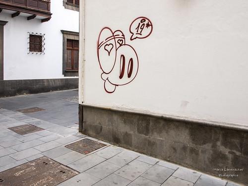 Streetart Gran Canaria