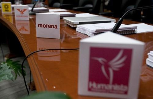 Emplazarán seis partidos al INE a retirar registro al Verde