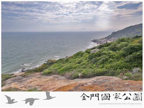 古崗仙井泉外海景