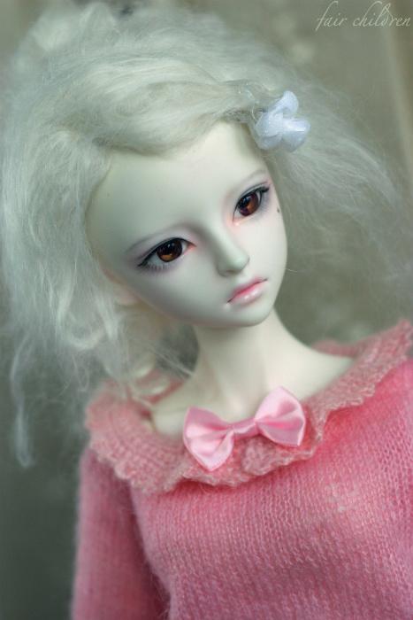 Pink sweater II