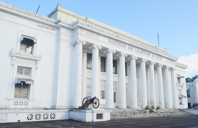 leyte capitol building