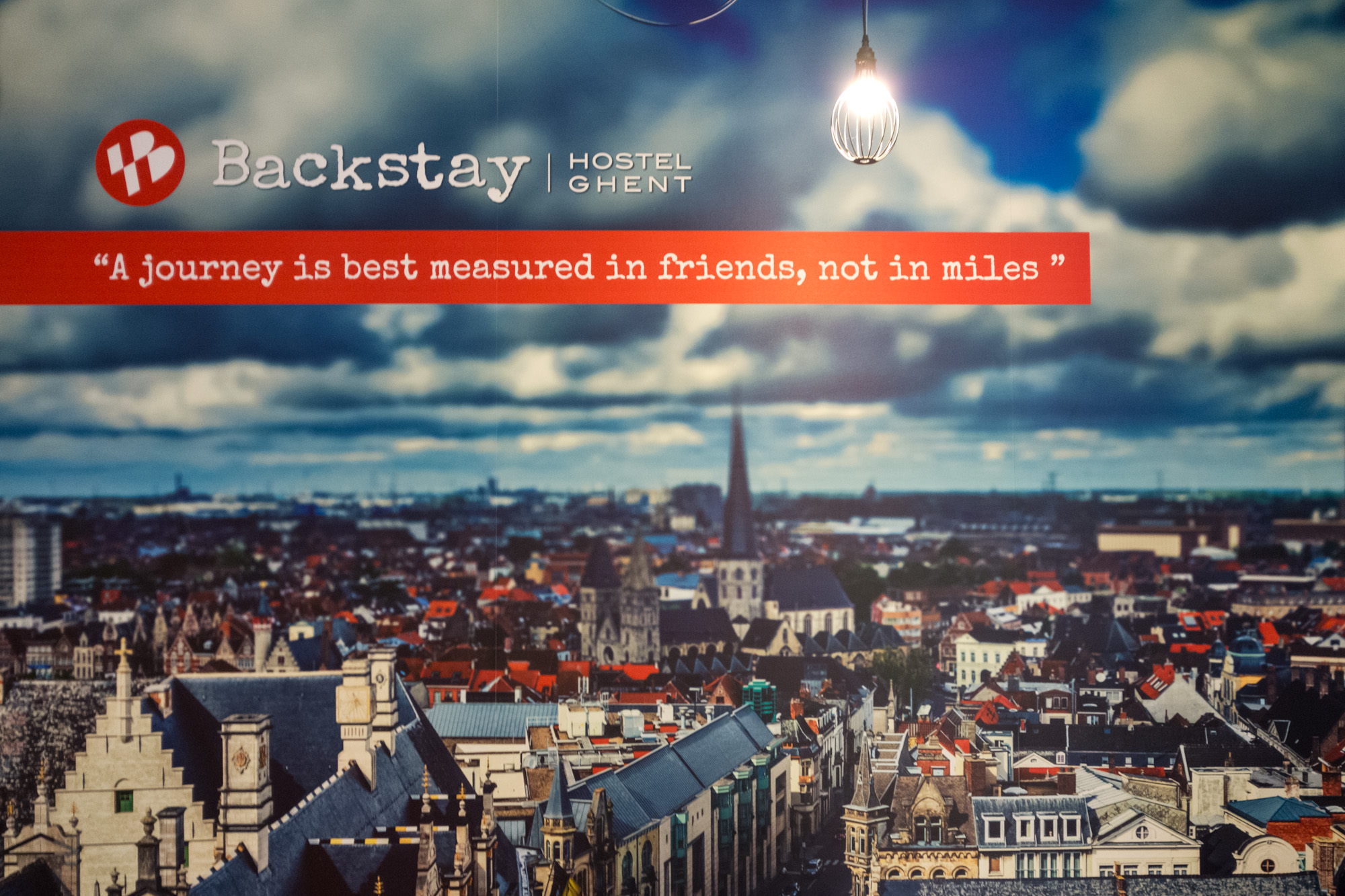backstay hostel ghent