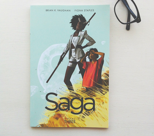 saga volume 3 book haul book blog vivatramp uk