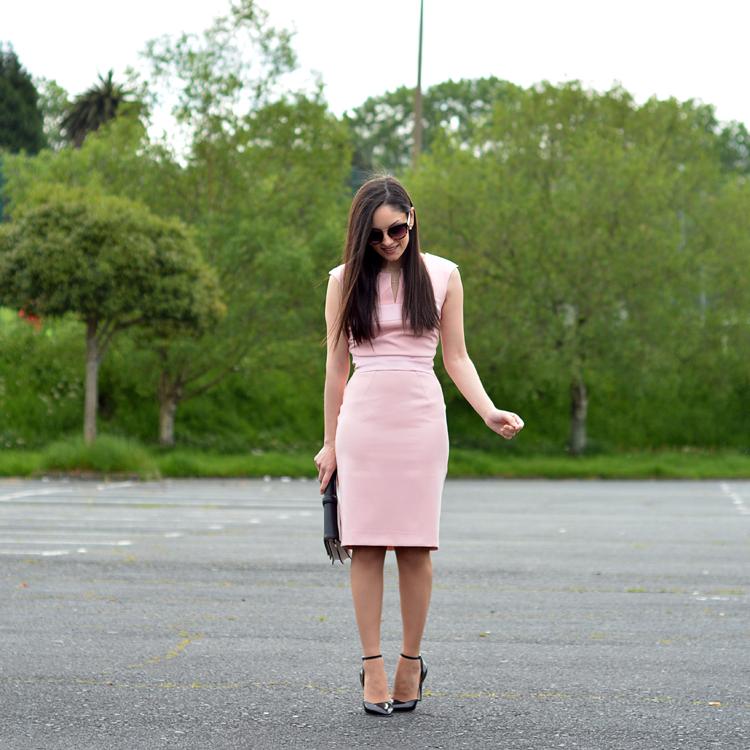 zara_ootd_outfit_pink_vestido_boda_como combinar_vestir para boda_hybrid_05