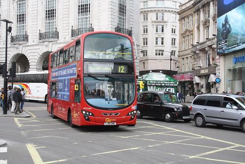 London Central WVL449 LJ61GWK