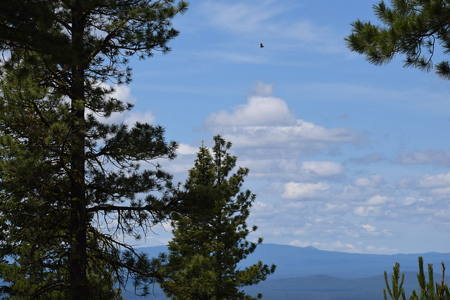 Mountain Views, Newberry National Volcanic Monument, Oregon