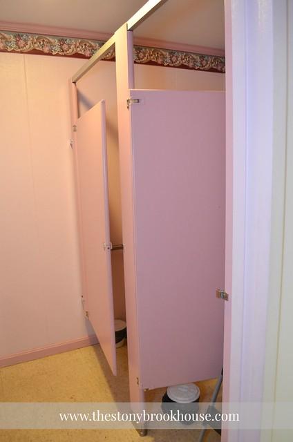 Pink Stalls