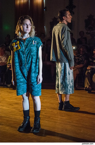 Mica Experimental Fashion Show 2015 'Medium Rare'
