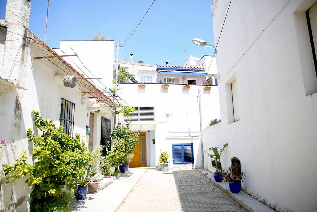 Garraf, Costa de Garraf, Catalunya, Spain.