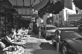 North Beach - Al fresco dining