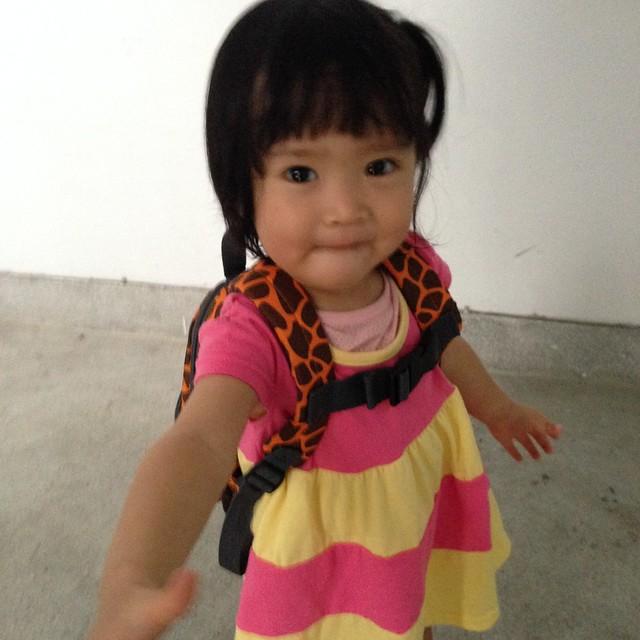 我可愛的小少女 <3