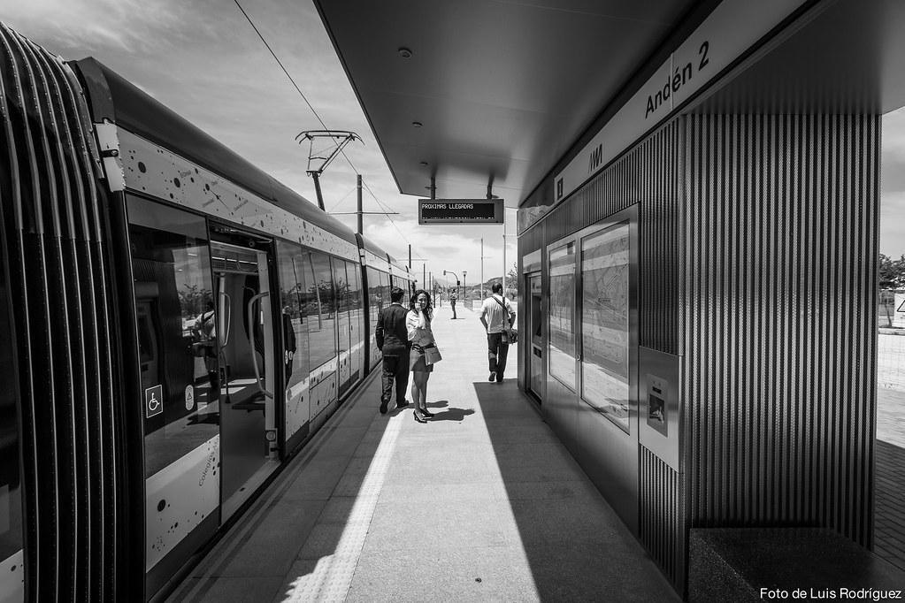 Visita al Metro de Málaga-19