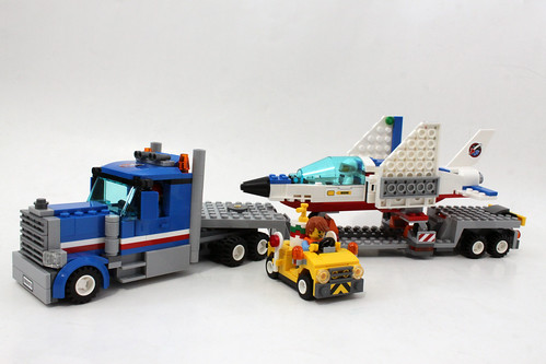 LEGO City Space Training Jet Transporter (60079)