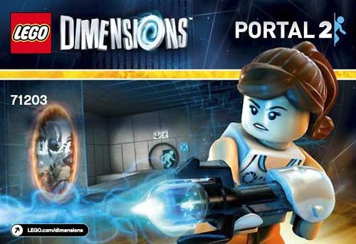 LEGO Dimensions 71203