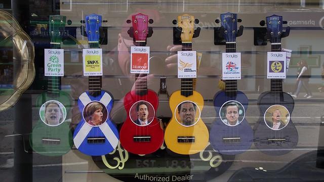 electoral ukulele