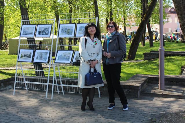Выставка 9 мая