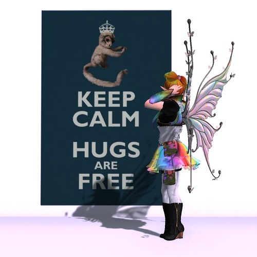 Sunday Squee: Hugs are Free