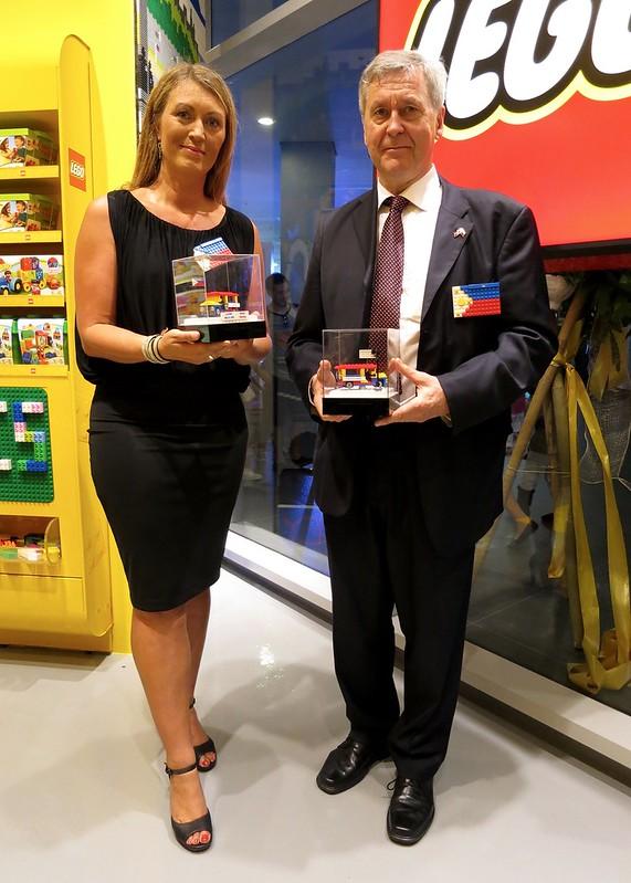 Camilla Botke and Jan Christensen