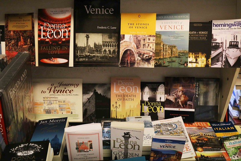 Letter from Venice – Proust in French, Castello