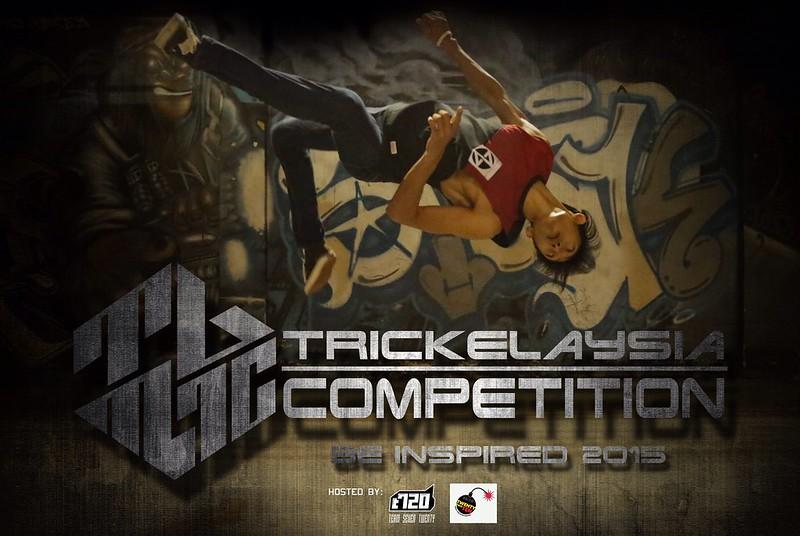 Trickelaysia Be Inspired 2015