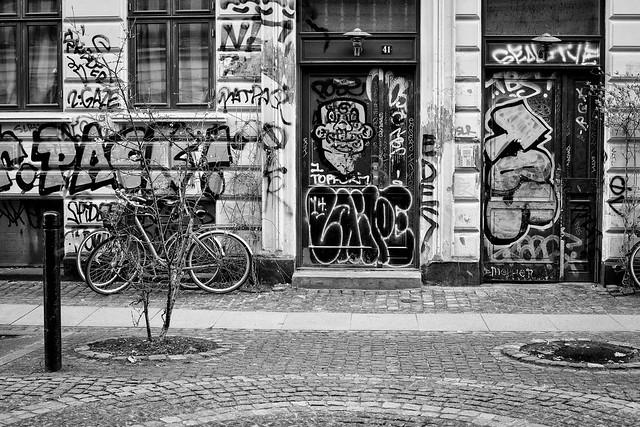 Norrebro Graffiti