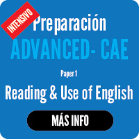 CAMBRIDGE intensives CAE Reading