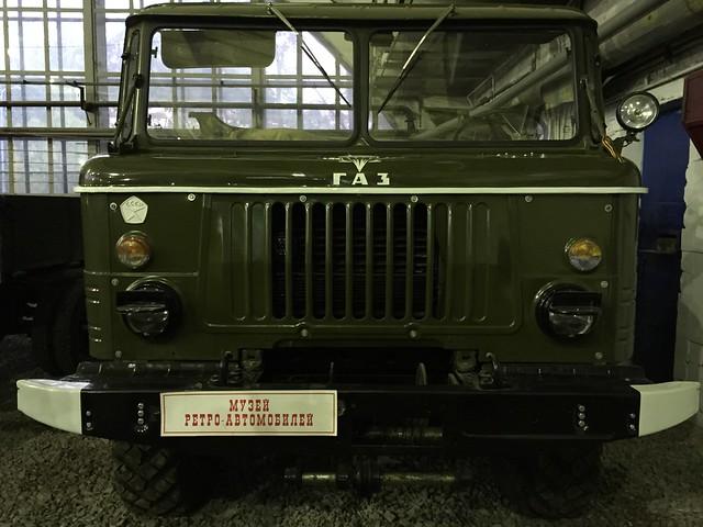 ГАЗ-66Б