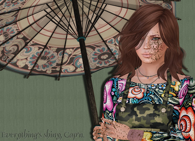 SLetFlix Blog - Serenity - Kaywinnet Lee 'Kaylee' Frye
