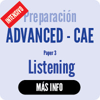CAMBRIDGE intensives CAE Listening