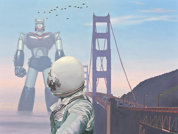 Scott Listfield - Very Large Robot
