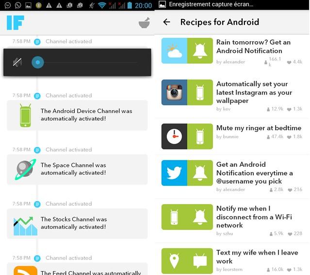 comment configurer des taches et des rappels sur android et ios