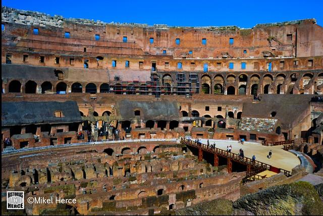 96. Coliseo Romano