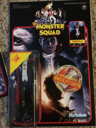 80s Customs - The Monster Squad Dracula