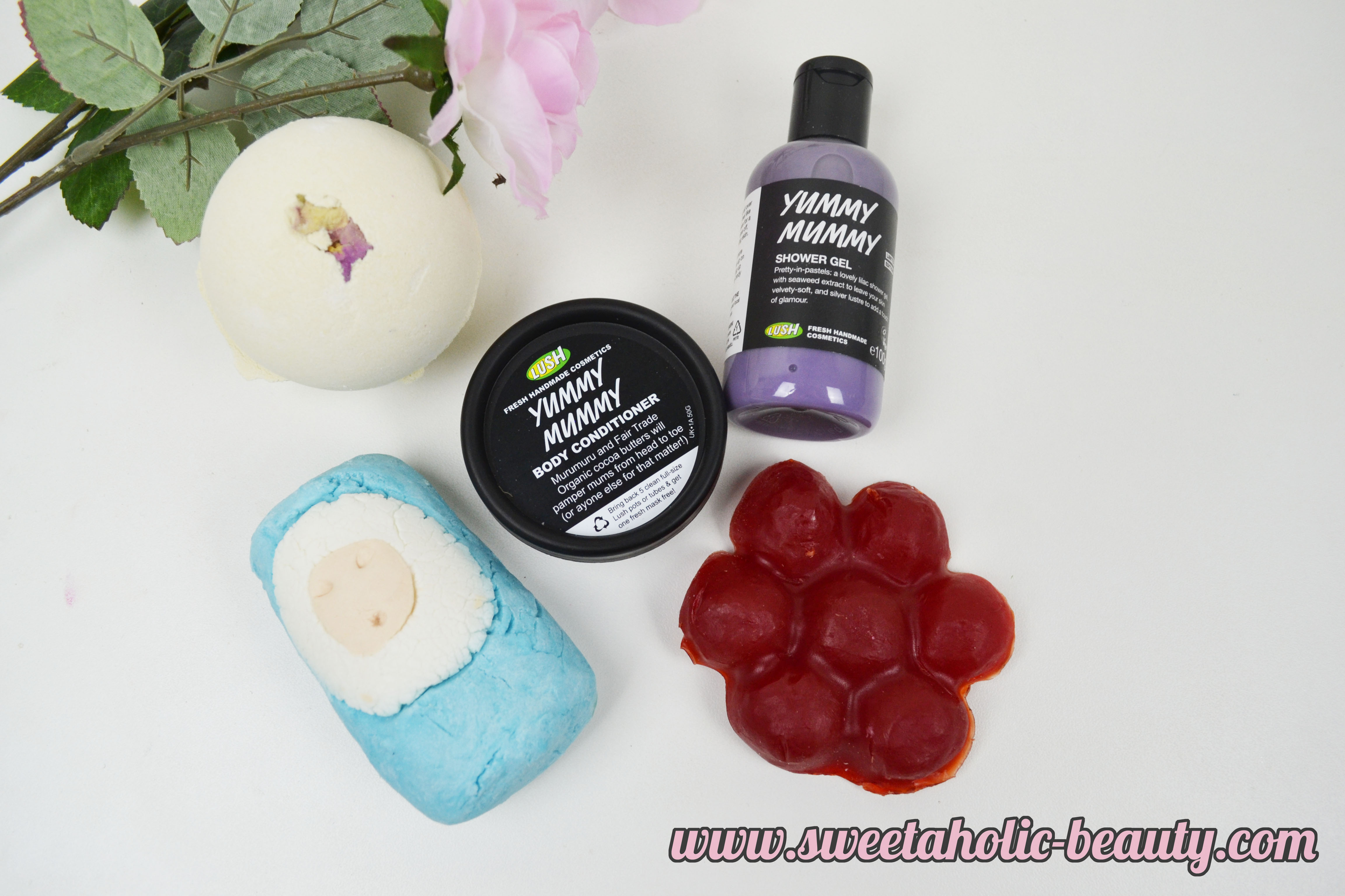 Lush, Lush Cosmetics, Mother's Day, Lush Mother's Day, Bath Bombs