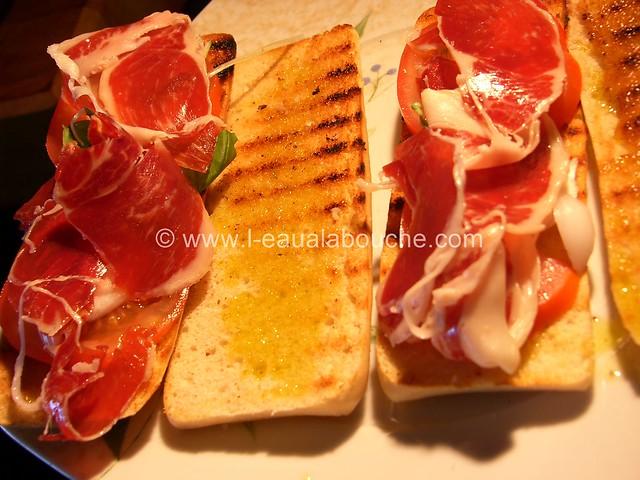 Sandwich au Jambon Ibérique © Ana Luthi Tous droits réservés 08