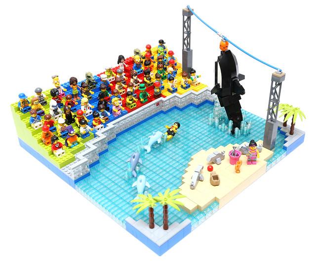 LEGO Ocean Park Hong Kong