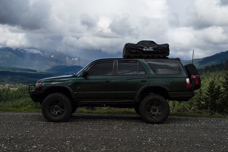 3rd Gen 4runner Roof Rack Width Hannibal Roof Rack