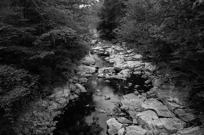 Housatonic River at Bull's Bridge